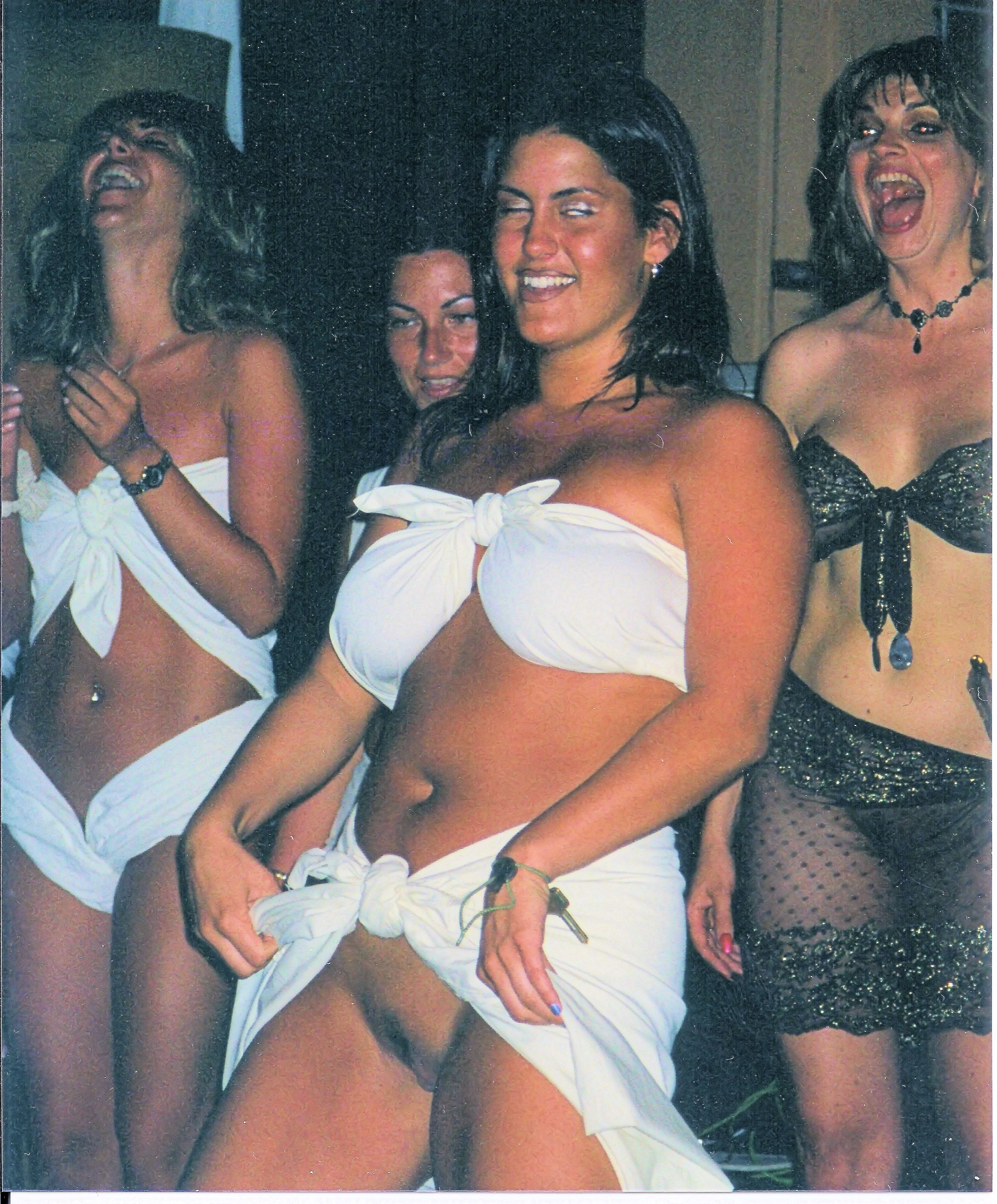 Naked hedonism party pictures