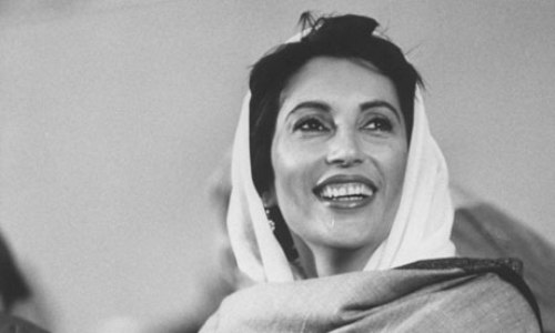Benazir-Bhutto-Young